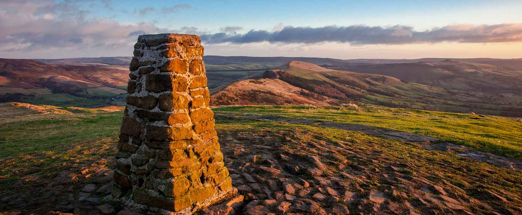 Trigg Point in the Peak District