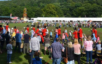 Events in Derbyshire and the Peak District