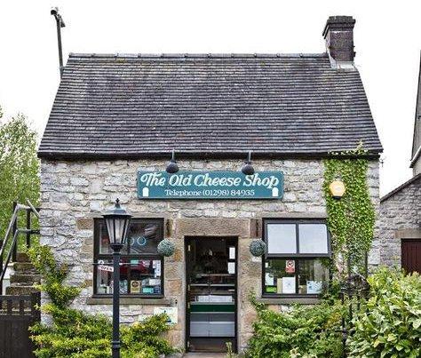 The Hartington Cheese Shop
