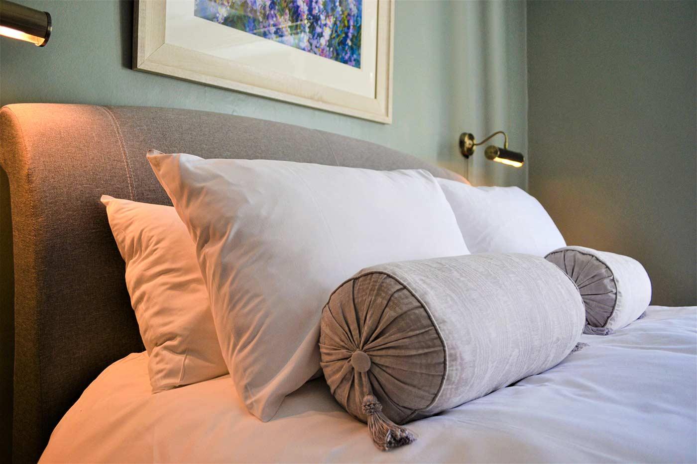 Derwent House bedroom - Derbyshire staycation