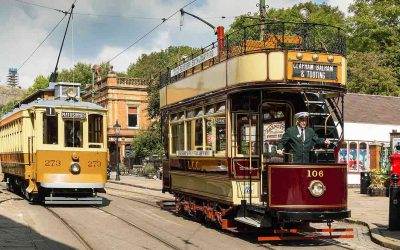 Visiting The National Tramway Museum